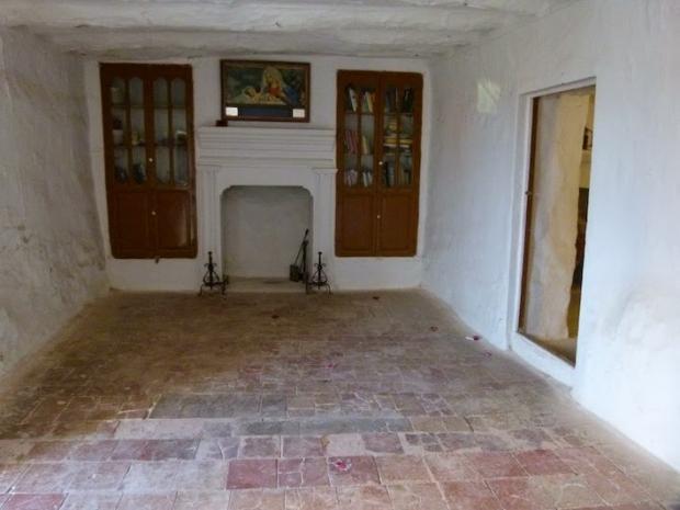 Spaans dorpje Almeria interieur