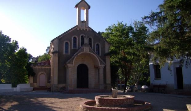 Spaans dorpje kerk te koop