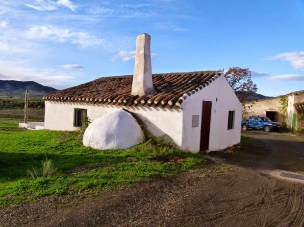 Spanje dorpje te koop Almeria