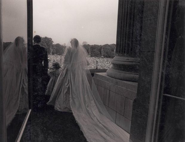 Charles Diana balkon huwelijk