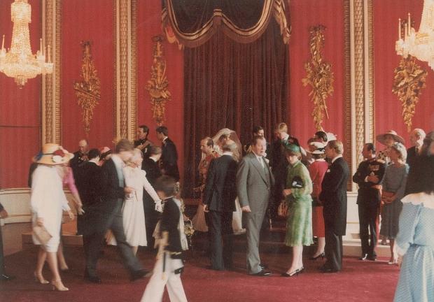 Charles Diana huwelijk gasten