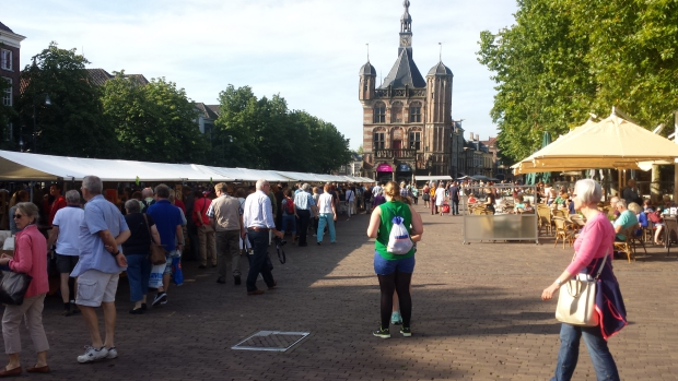 Deventer Boekenmarkt De Brink