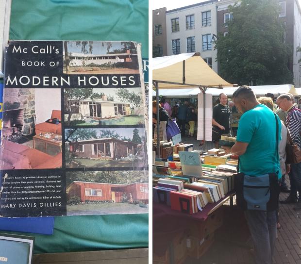 Deventer Boekenmarkt Modern Houses boek