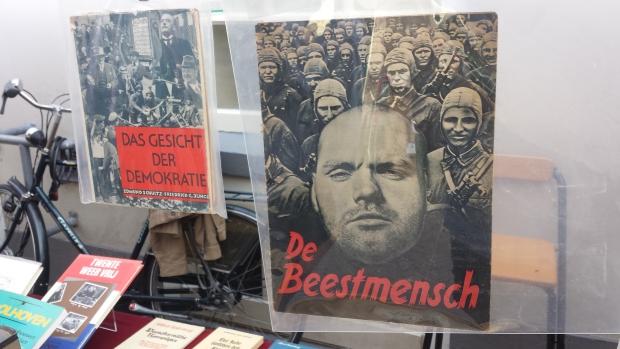 Deventer Boekenmarkt Tweede Wereldoorlog