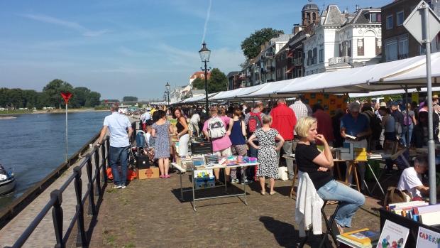 Deventer Boekenmarkt kade