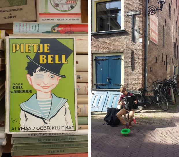 Deventer Boekenmarkt muziek