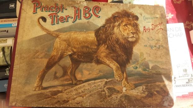 Deventer boekenmarkt leeuwenboek
