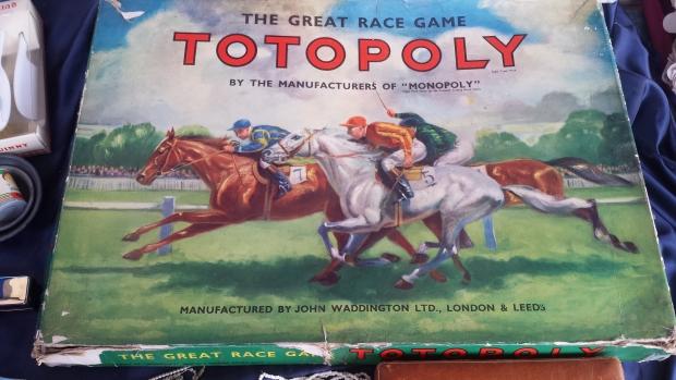 Hattem rommelmarkt Totopoly