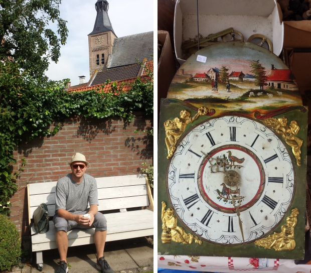 Hattem rommelmarkt klokken