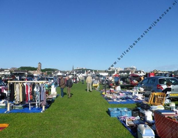 Kofferbakmarkt Wijk aan Zee