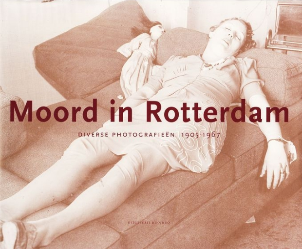 Moord in Rotterdam cover