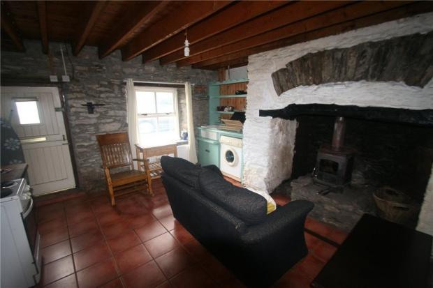 Ierse cottage woonkamer opknappertje