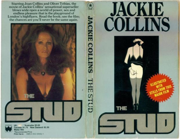 Jackie Collins The Stud