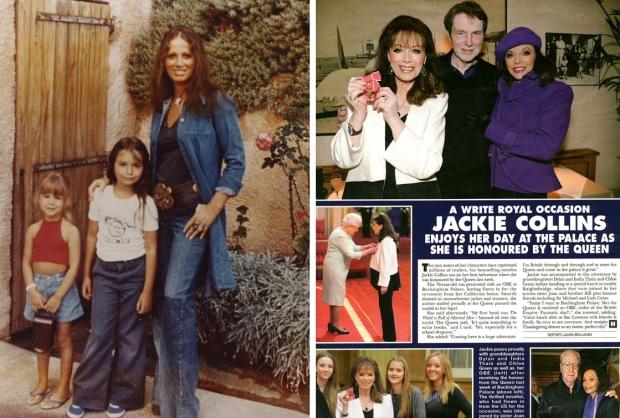 Jackie Collins stout