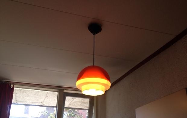 Huisontruiming Rotterdam lamp 2