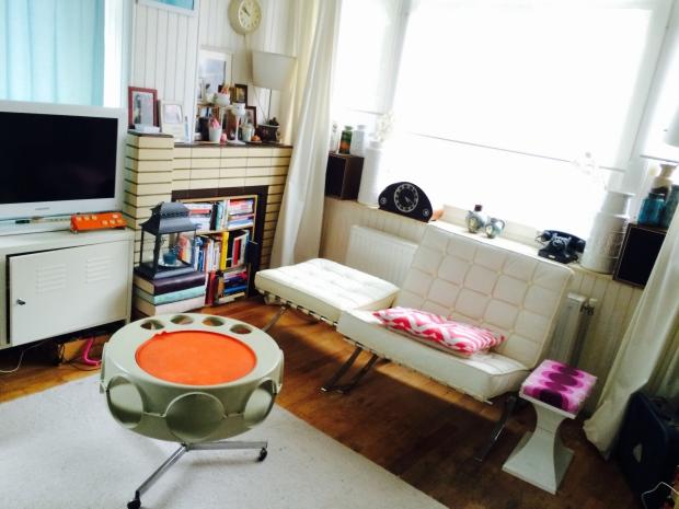 Jojanneke tafeltje in huis Rotterdam