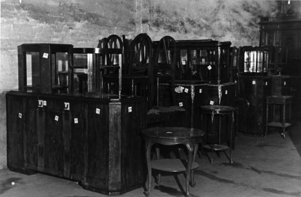 Lévitan warenhuis meubels nazi's oorlog go with the vlo