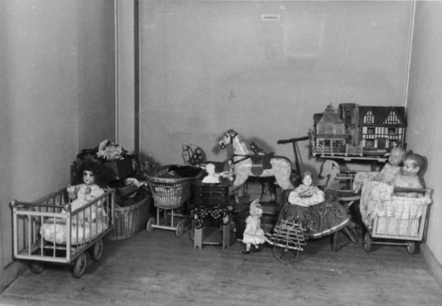 Levitan warenhuis speelgoed