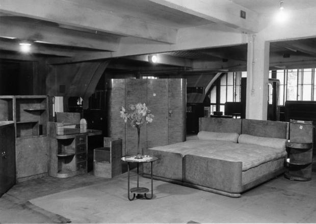 Warenhuis nazi's slaapkamer gestolen