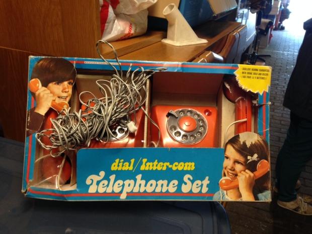 Kringloop Oosterwolde telefoonset