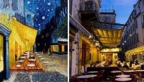 Schilderijen toen en nu