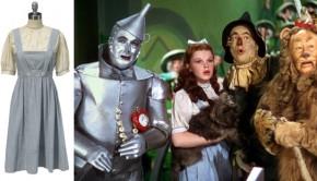 Wie biedt op de jurk van Oz?