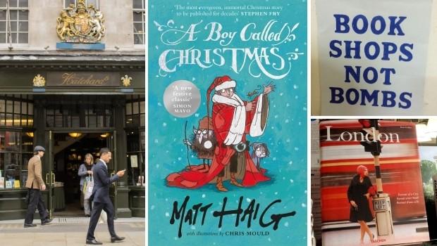 Boekhandels Londen boeken lezen go with the vlo reizen