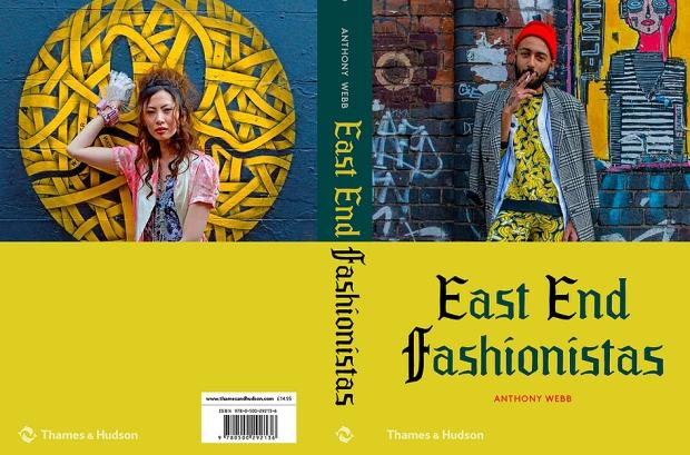 East End Fashionistas Anthony Webb boek fotografie mode Londen