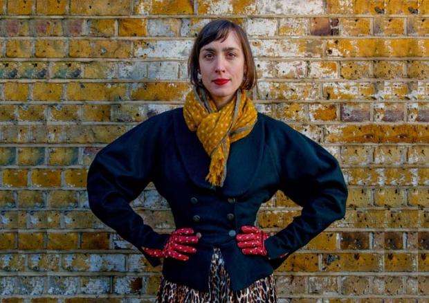 East End Fashionistas Anthony Webb fotografie Londen