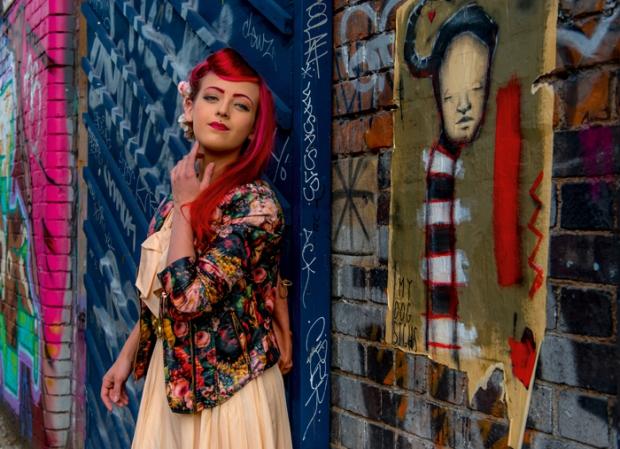 East End Fashionistas Anthony Webb fotografie vintage Londen