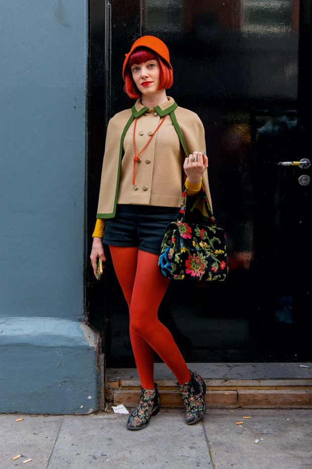East End Fashionistas Anthony Webb vintage mode diva go with the vlo