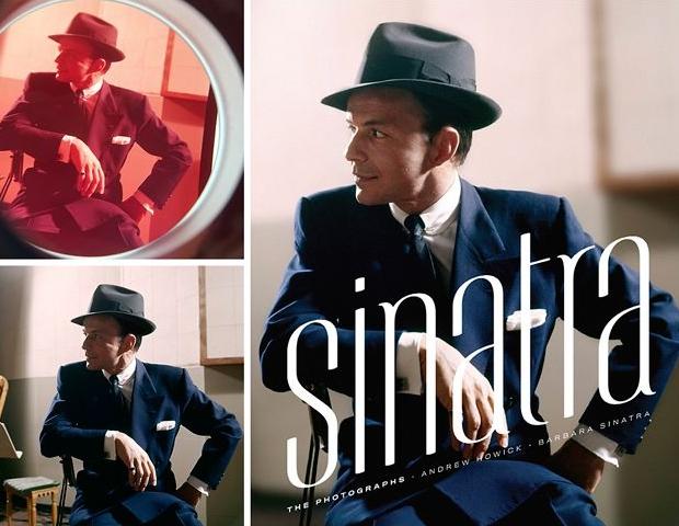 Frank Sinatra boek 100 jaar geboortedag go with the vlo