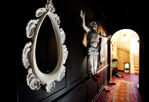 Hotel 40 Winks gang Londen vintage