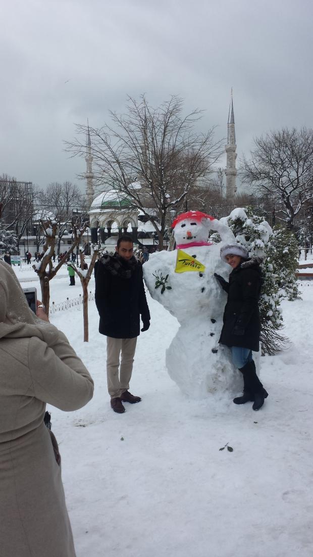 Istanbul sneeuw sneeuwpop copyright Danny Post