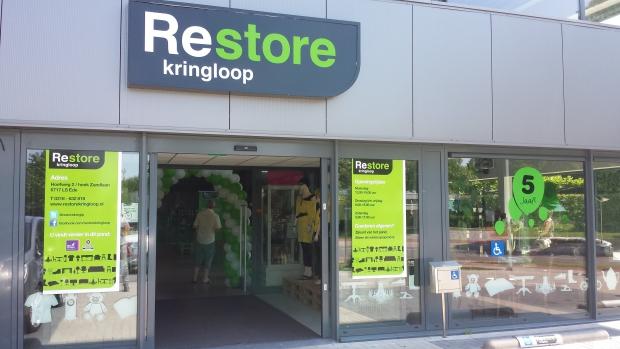 Kringloop Ede Restore tweedehands winkel