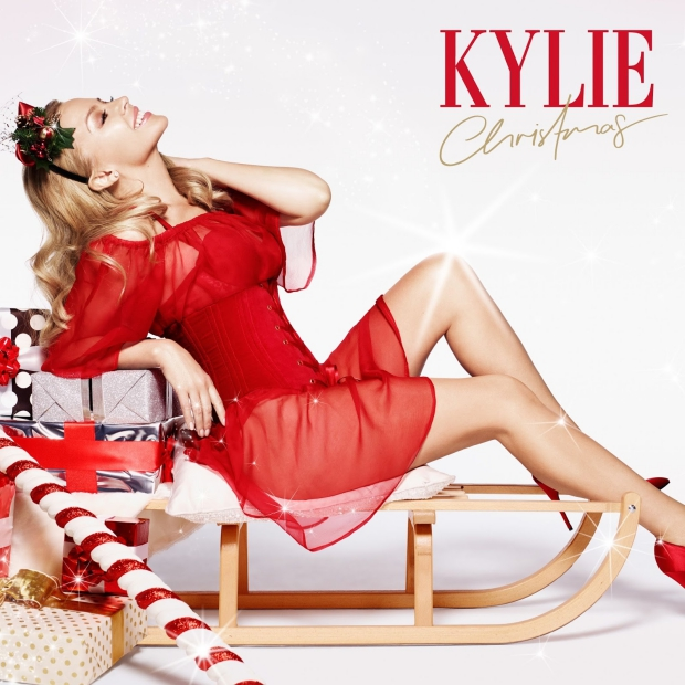 Kylie Christmas album Royal Albert Hall muziek