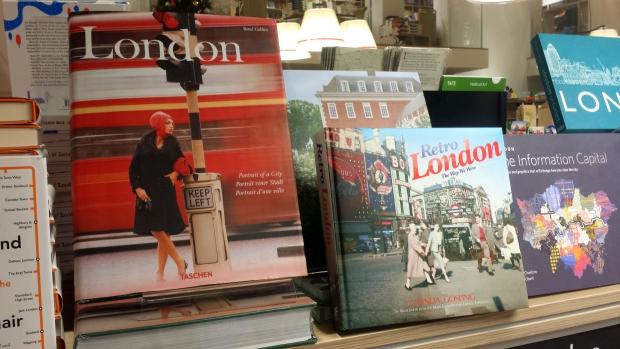Londen boekhandels boeken