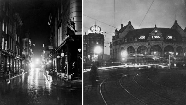 Oud-Rotterdam bij nacht openingsfoto