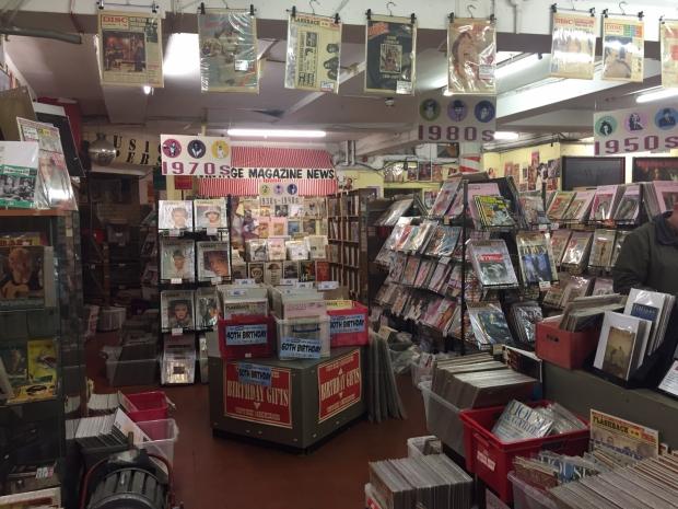 Vinmag Londen tijdschriften vintage go with the vlo