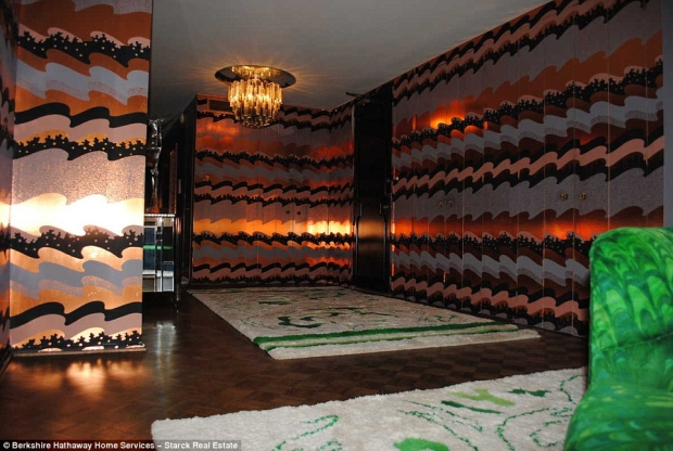 Austin Powers appartement Chicago seventies go with the vlo