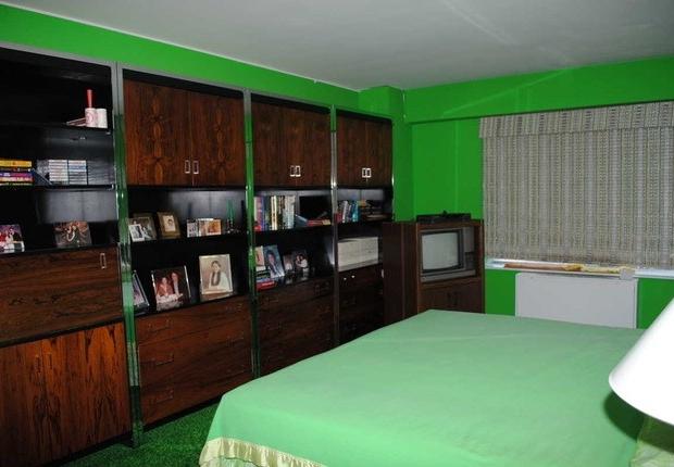 Austin Powers seventies slaapkamer kast go with the vlo