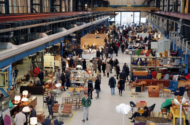 Design Icons Amsterdam meubels vintage go with the vlo beurs