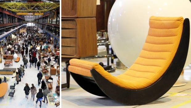 Design Icons meubels beurs Amsterdam go with the vlo