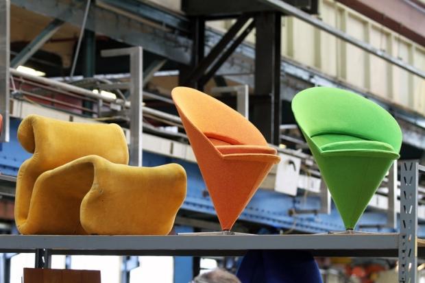 Design Icons stoelen go with the vlo Barbapapa