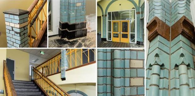 Singelschool Schiedam interieur go with the vlo