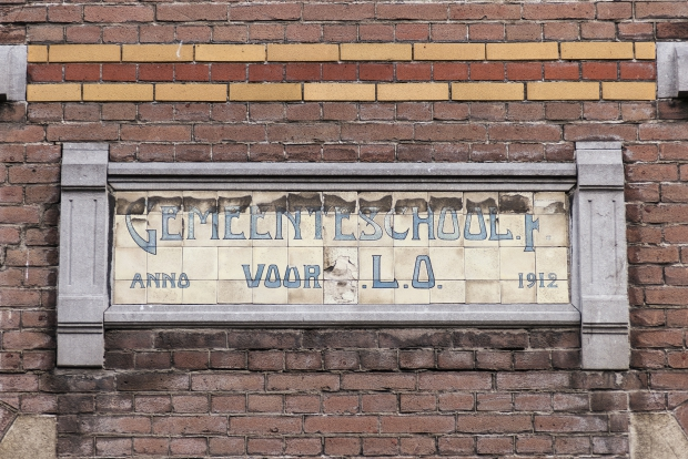 Singelschool Schiedam sloop Jan Sluijter go with the vlo
