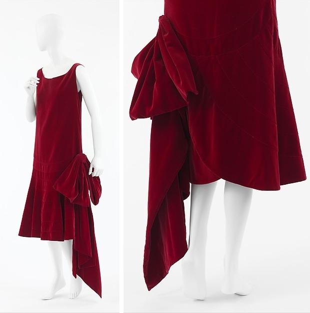 The Met Chanel jurken twenties go with the vlo