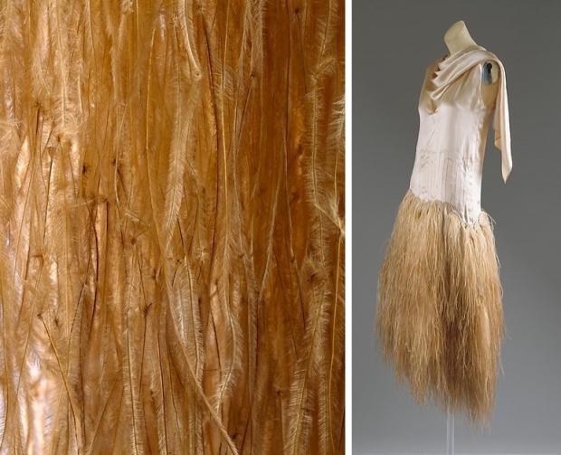 The Met Louise Boulanger jurken go with the vlo 1928
