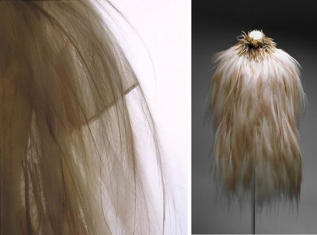 The Met Yves Saint Laurent feestjurken go with the vlo