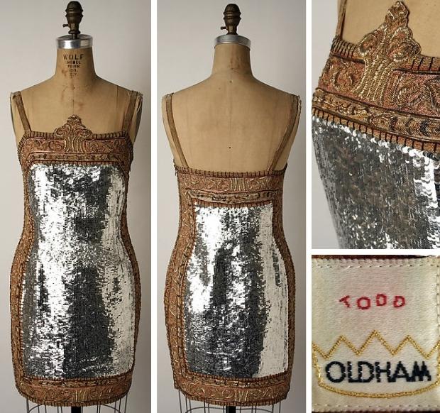 The Met jurken Todd Oldham